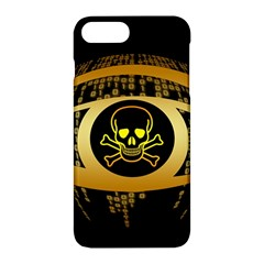 Virus Computer Encryption Trojan Apple iPhone 7 Plus Hardshell Case