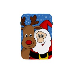 Christmas selfie Apple iPad Mini Protective Soft Cases