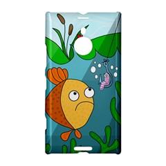Fish and worm Nokia Lumia 1520