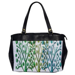 Magical green trees Office Handbags