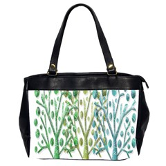 Magical green trees Office Handbags (2 Sides)