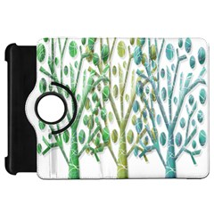 Magical green trees Kindle Fire HD 7