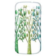 Magical green trees Samsung Galaxy S3 S III Classic Hardshell Back Case