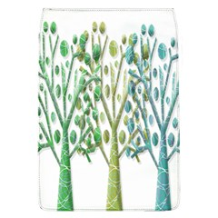 Magical green trees Flap Covers (L)