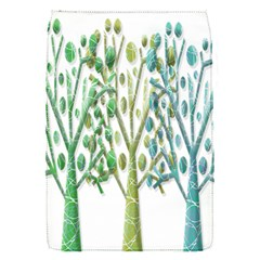 Magical green trees Flap Covers (S)