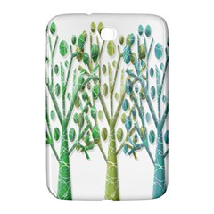 Magical green trees Samsung Galaxy Note 8.0 N5100 Hardshell Case