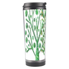 Magical green trees Travel Tumbler