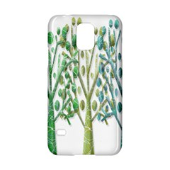 Magical green trees Samsung Galaxy S5 Hardshell Case