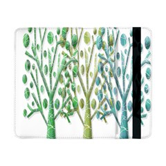 Magical green trees Samsung Galaxy Tab Pro 8.4  Flip Case