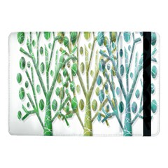 Magical green trees Samsung Galaxy Tab Pro 10.1  Flip Case