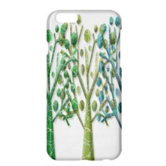 Magical green trees Apple iPhone 6 Plus/6S Plus Hardshell Case