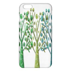 Magical green trees iPhone 6 Plus/6S Plus TPU Case