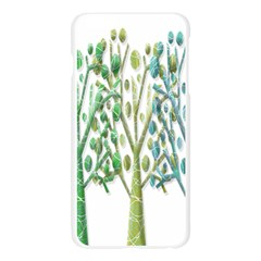 Magical green trees Apple Seamless iPhone 6 Plus/6S Plus Case (Transparent)