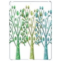 Magical green trees Apple iPad Pro 12.9   Hardshell Case