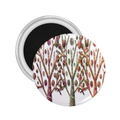 Magical autumn trees 2.25  Magnets