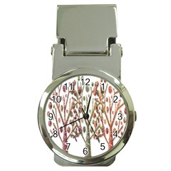 Magical autumn trees Money Clip Watches