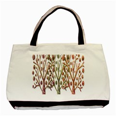 Magical autumn trees Basic Tote Bag (Two Sides)