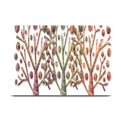 Magical autumn trees Plate Mats