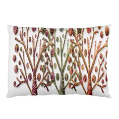 Magical autumn trees Pillow Case