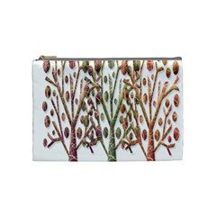 Magical autumn trees Cosmetic Bag (Medium)