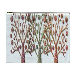 Magical autumn trees Cosmetic Bag (XL)