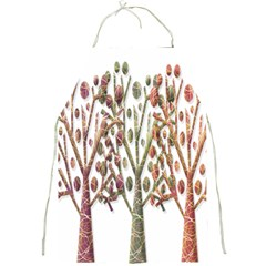 Magical autumn trees Full Print Aprons