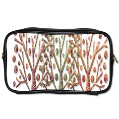 Magical autumn trees Toiletries Bags