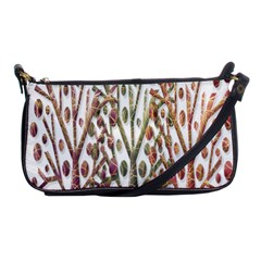 Magical autumn trees Shoulder Clutch Bags