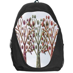 Magical autumn trees Backpack Bag