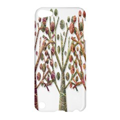 Magical autumn trees Apple iPod Touch 5 Hardshell Case