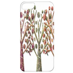 Magical autumn trees Apple iPhone 5 Classic Hardshell Case
