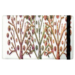 Magical autumn trees Apple iPad 3/4 Flip Case