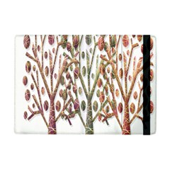 Magical autumn trees Apple iPad Mini Flip Case