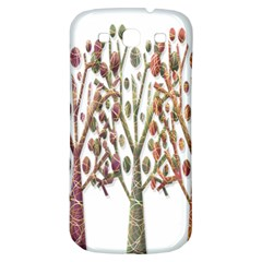 Magical autumn trees Samsung Galaxy S3 S III Classic Hardshell Back Case