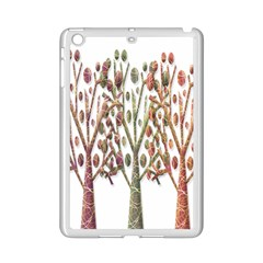 Magical autumn trees iPad Mini 2 Enamel Coated Cases