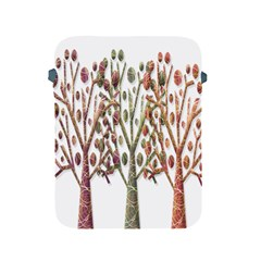 Magical autumn trees Apple iPad 2/3/4 Protective Soft Cases