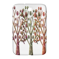 Magical autumn trees Samsung Galaxy Note 8.0 N5100 Hardshell Case