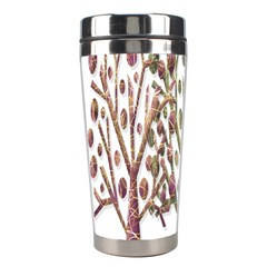 Magical autumn trees Stainless Steel Travel Tumblers