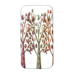 Magical autumn trees Samsung Galaxy S4 I9500/I9505  Hardshell Back Case