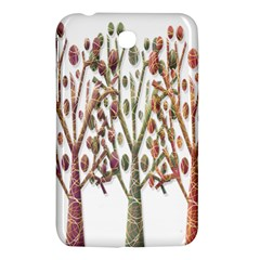 Magical autumn trees Samsung Galaxy Tab 3 (7 ) P3200 Hardshell Case