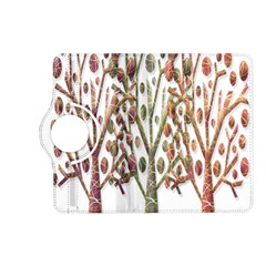Magical autumn trees Kindle Fire HD (2013) Flip 360 Case