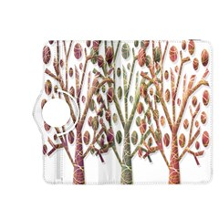 Magical autumn trees Kindle Fire HDX 8.9  Flip 360 Case