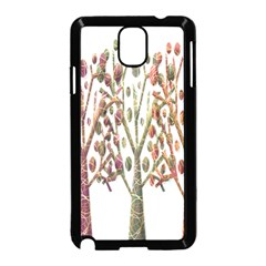 Magical autumn trees Samsung Galaxy Note 3 Neo Hardshell Case (Black)