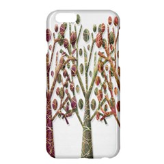 Magical autumn trees Apple iPhone 6 Plus/6S Plus Hardshell Case