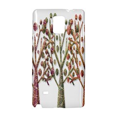 Magical autumn trees Samsung Galaxy Note 4 Hardshell Case
