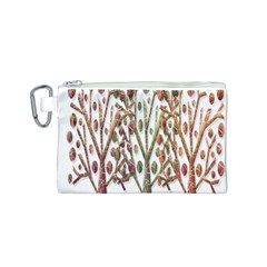 Magical autumn trees Canvas Cosmetic Bag (S)