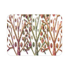 Magical autumn trees Double Sided Flano Blanket (Mini)