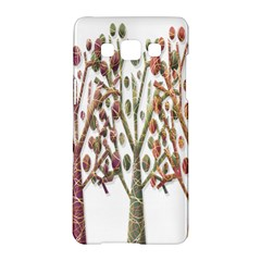 Magical autumn trees Samsung Galaxy A5 Hardshell Case