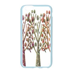 Magical autumn trees Apple Seamless iPhone 6/6S Case (Color)