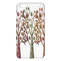 Magical autumn trees iPhone 6 Plus/6S Plus TPU Case